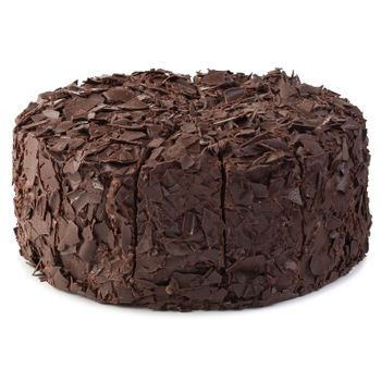 Picture of Premier Chocolate Overload Layer Cake - 10""