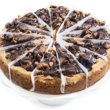 Picture of Reese's Deep Dish Peanut Butter Cake - 10""