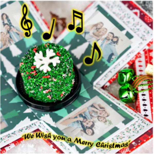 """Picture of """"We Wish You a Merry Christmas"""" Music +$10 🎵🎄"""